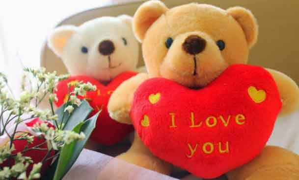 teddy day images for husband