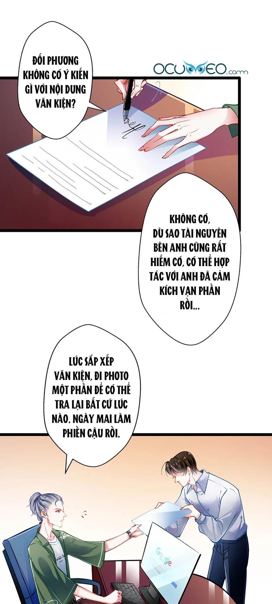 Cưng Chiều Ái Thê Hư Hỏng chap 64 - Trang 23