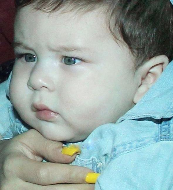 Gambar Taimur Ali Khan, Anak Kareena Kapoor