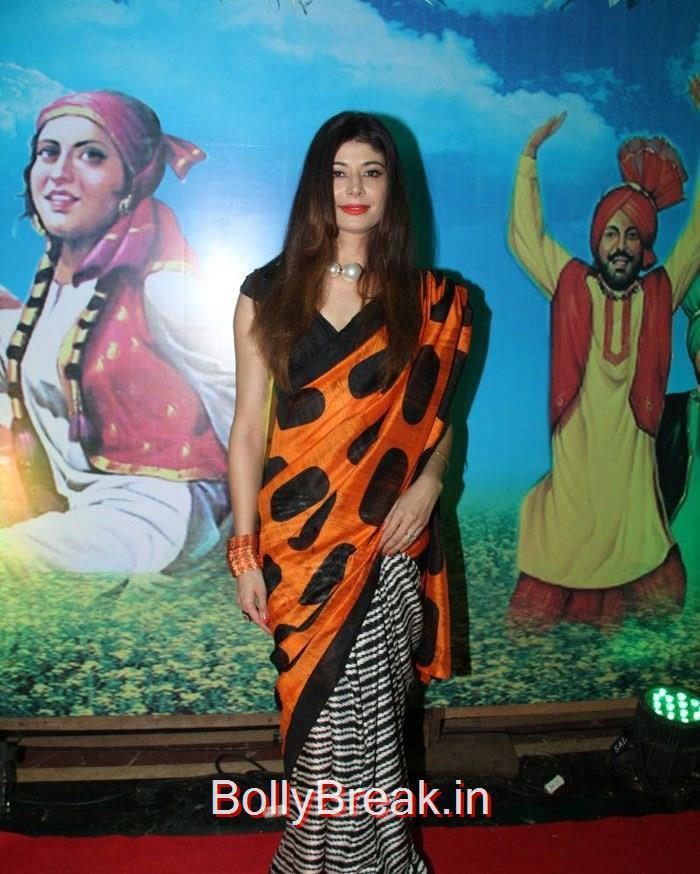 Pooja Batra, Hot HD Images of Shilpa Shetty Pooja Batra at Baisakhi 2015 Bash