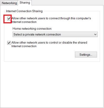 كيفية تحويل جهازك إلى رواتر بدون برامج بالصور ويندوز 10