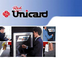 red unicard