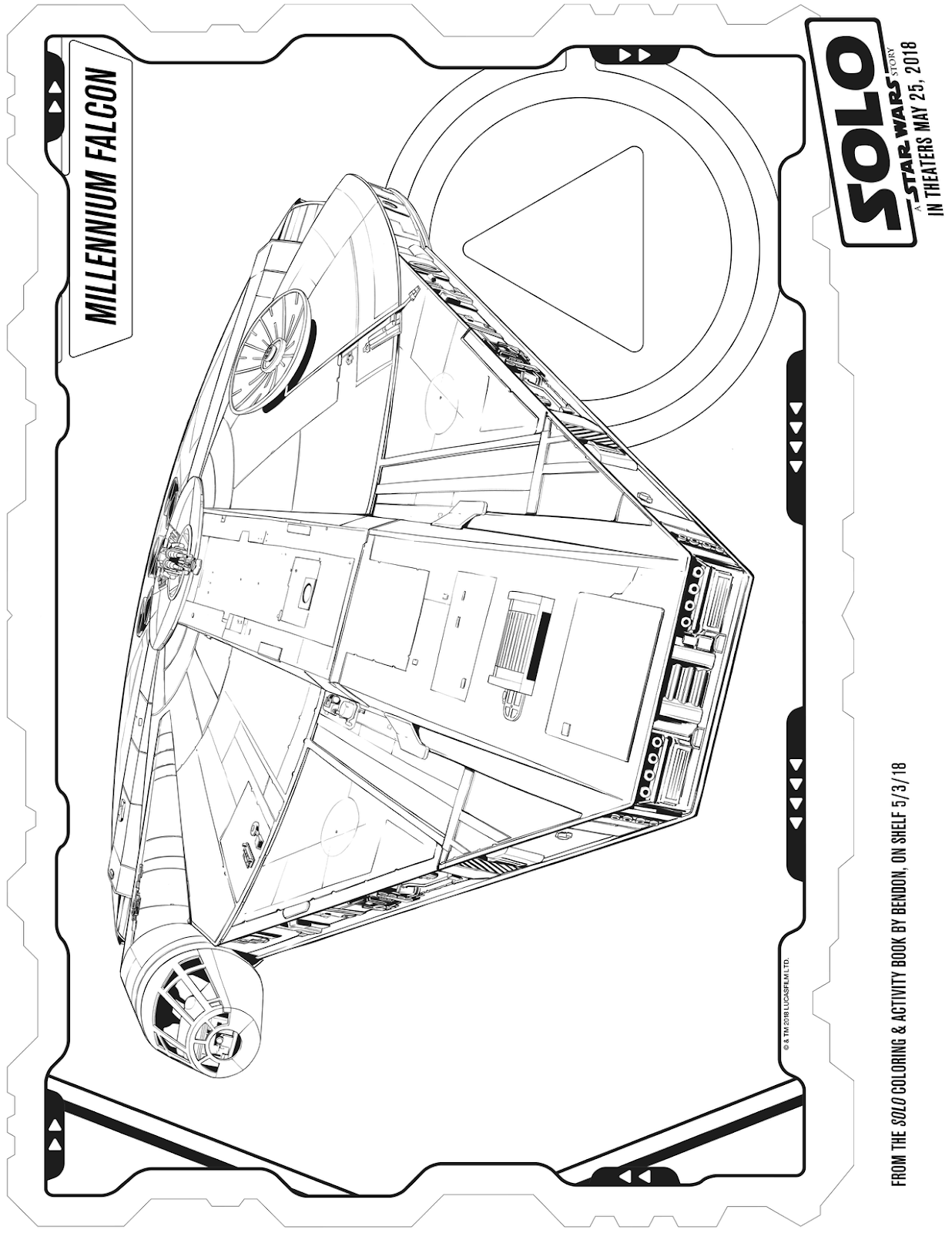 solo a star wars story dad review coloring sheets happy mess Star Wars Saga Edition Resources download pdf file here