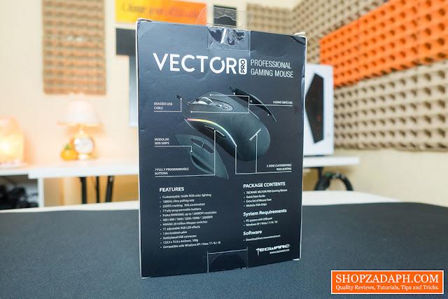 tecware vector price