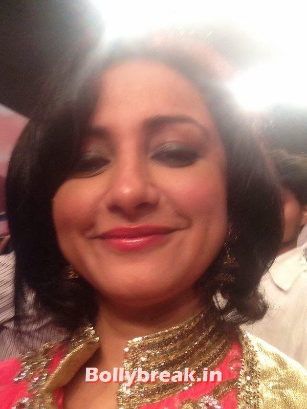 Divya Dutta, Bollywood Celebs Selfies from Star Screen Awards - Actresses & Actors