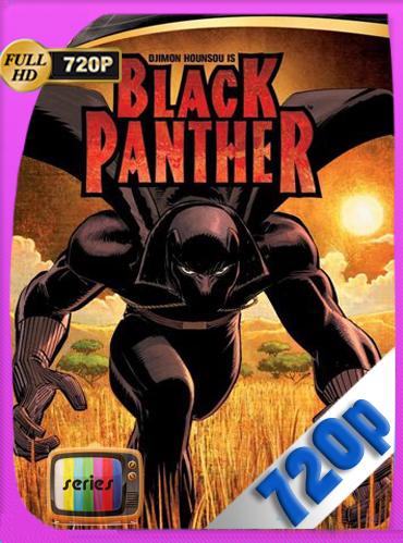 Black Panther  [Miniserie] HD [720p] Latino [GoogleDrive] TeslavoHD