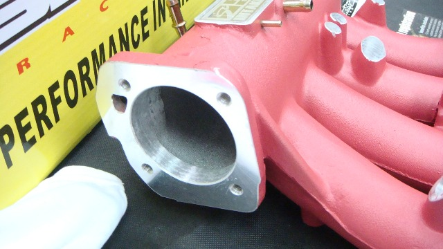 car accessory & performance part: Red color skunk2 intake ...