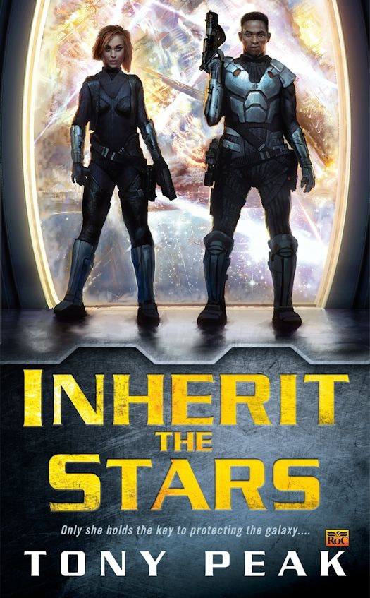2015 Debut Author Challenge Update: Inherit the Stars by Tony Peak