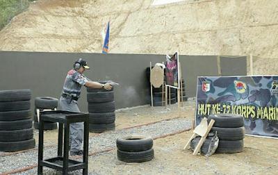 Hadiri Penutupan Marines Fun Shooting, Gubernur Ridho Punya Ide Ini