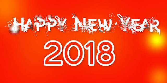 Wallpapers Of Happy New Year 2018