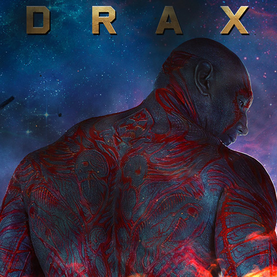 Drax The Destroyer Wallpaper Engine