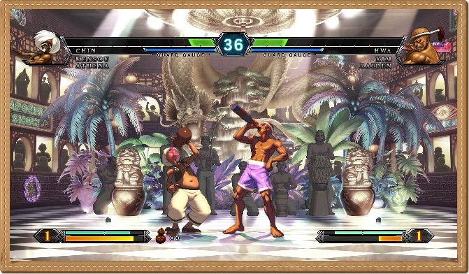 The King Of Fighters 13 PC Games Gameplay