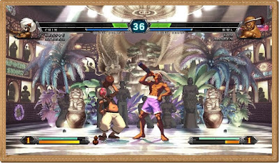 The King Of Fighters 13 Games Screenshots