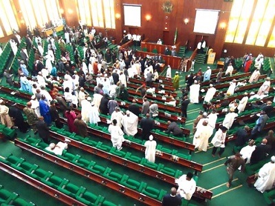 Revealed: House of Reps Members Pocket At Least 20 million Naira Monthly...See Shocking Details