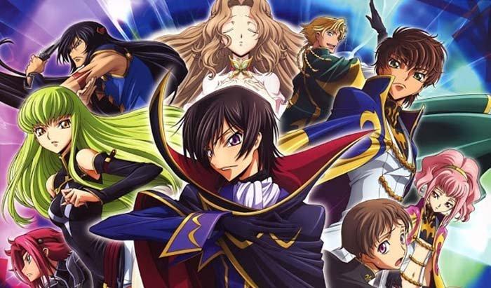 Code Geass: Hangyaku no Lelouch R2, Anime terbaik 2010