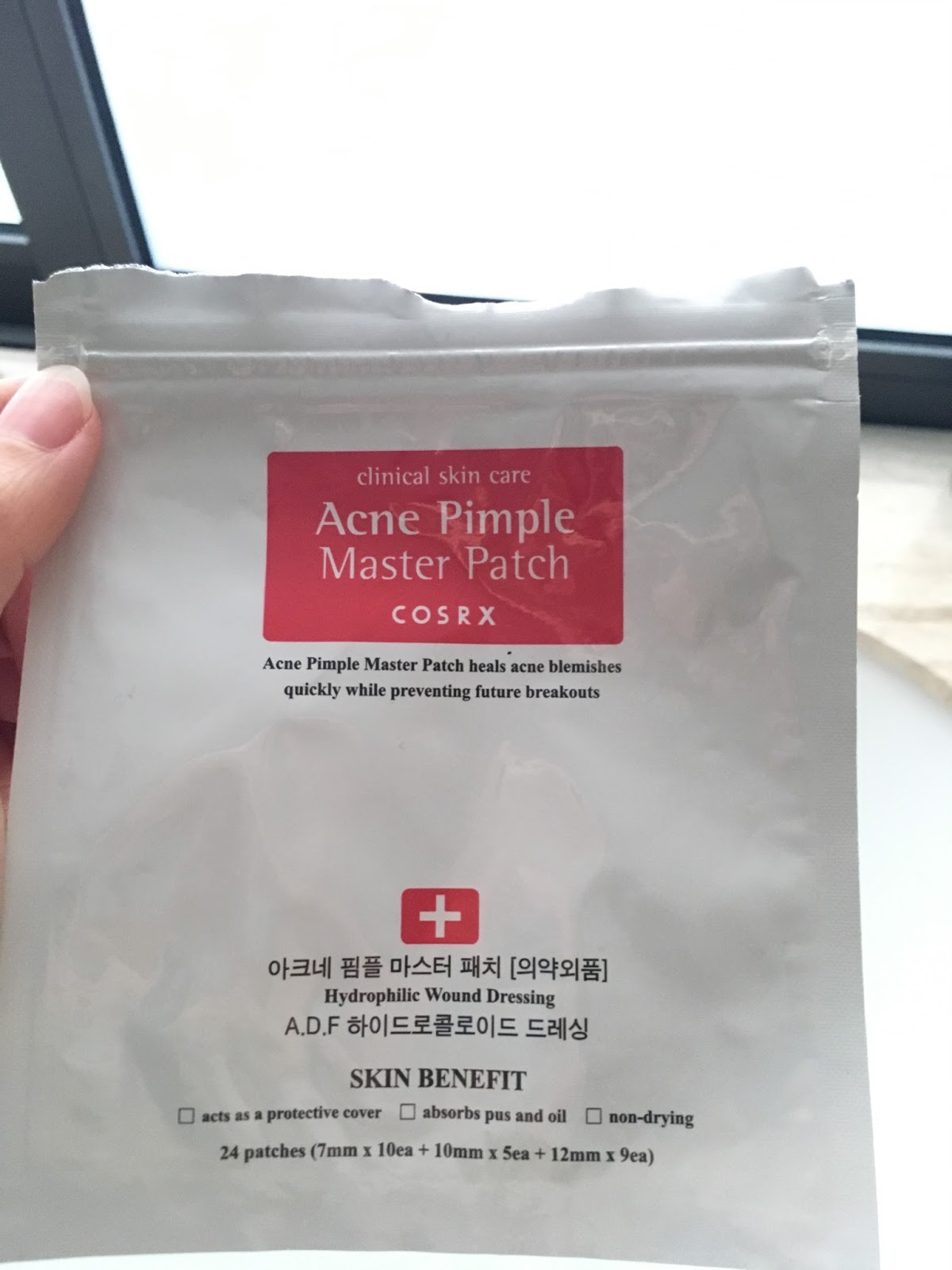 Sisters Who Love Beauty   : NEW BUY: COSRX Acne Pimple