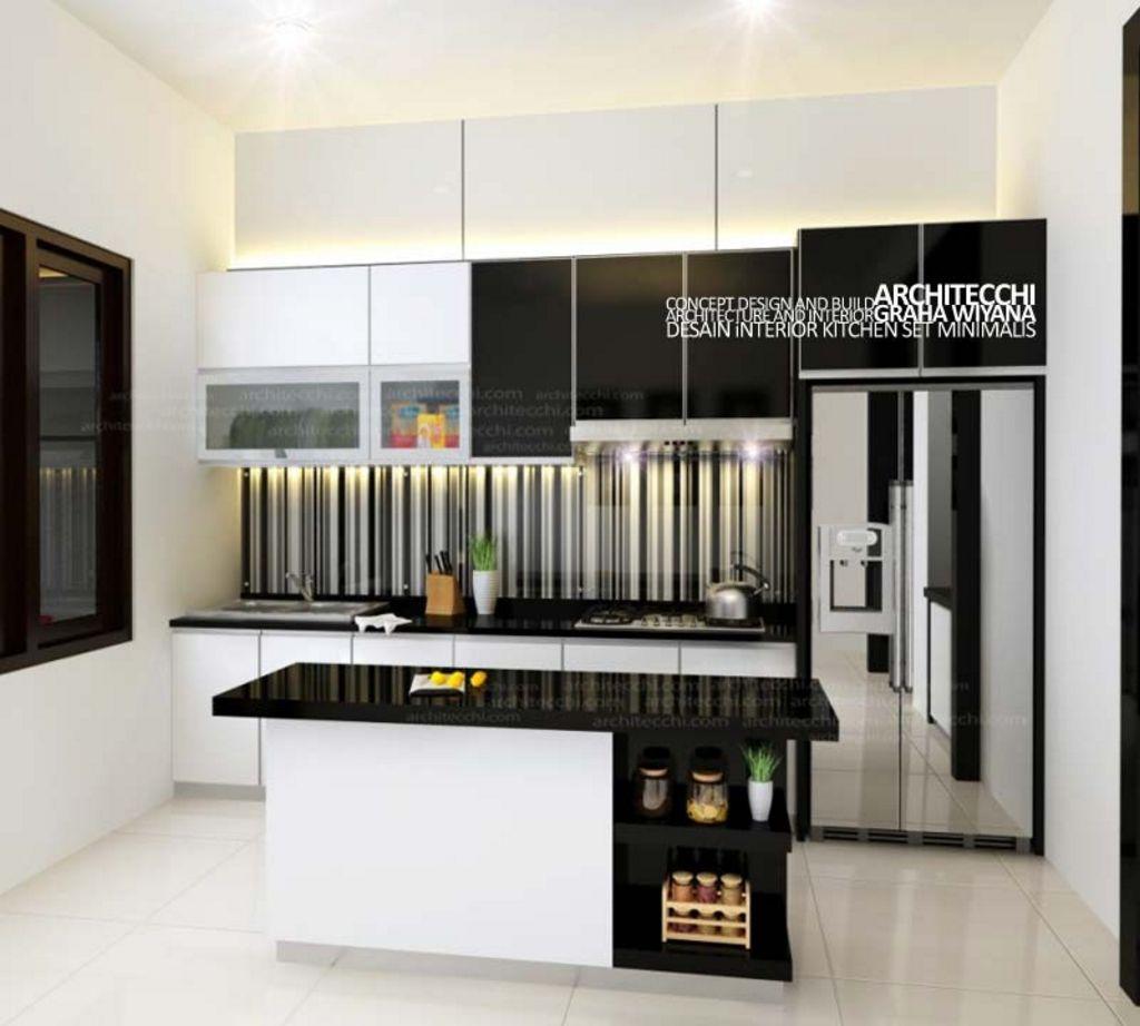 Penataan Desain Interior Interior Dapur Banyak Disukai