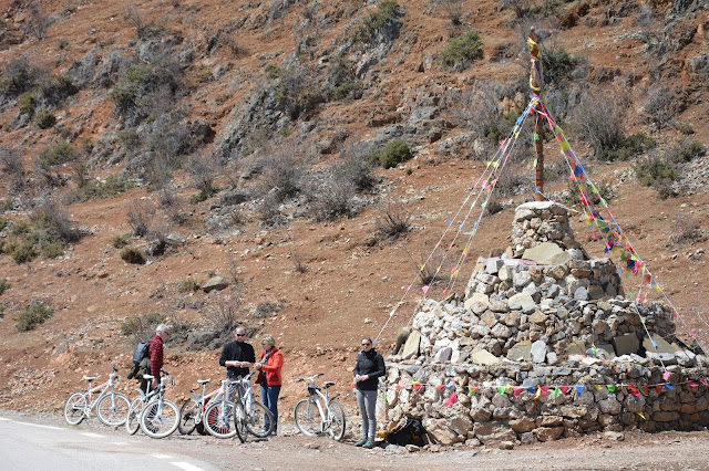 Balade à vélo dans les plaines autour du lac Napa