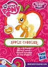 My Little Pony Wave 14 Apple Cobbler Blind Bag Card