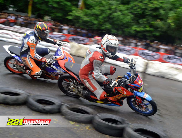 Berikut Daftar Kelas yang Dilombakan di Kejurnas MotorPrix Wonogiri