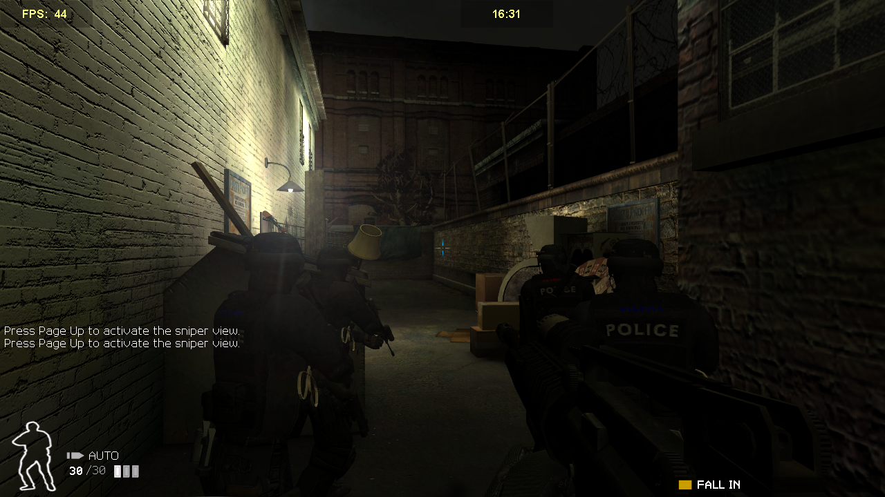Swat 4 pc portable supercomprimido con mega, 4shared, mg, 4s