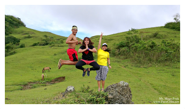 Jump Shot at Mt. Mago
