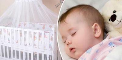 Melindungi bayi dan anak dari gigitan nyamuk