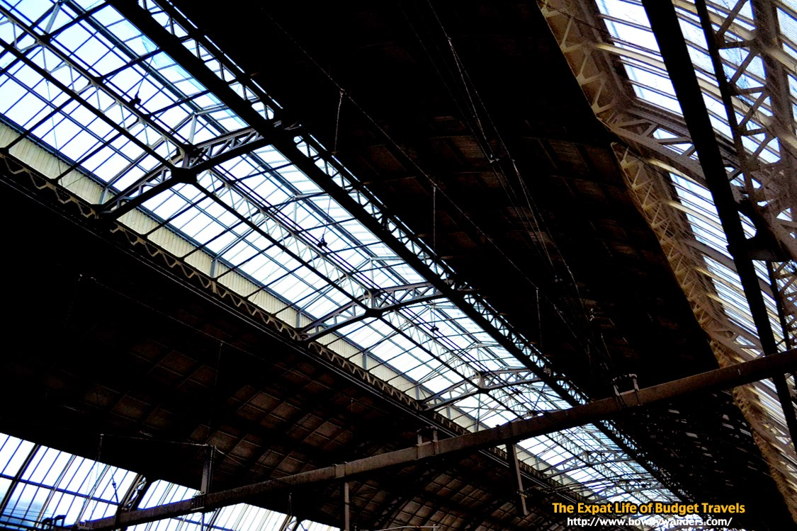 bowdywanders.com Singapore Travel Blog Philippines Photo :: Amsterdam :: It May Be An Incredible Idea To Get Lost Here: Amsterdam Centraal