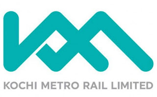 Kochi Metro Rail Limited, KMRL, Kerala, Metro Rail, Executive, General Manager, Graduation, freejobalert, Sarkari Naukri, Latest Jobs, kmrl logo