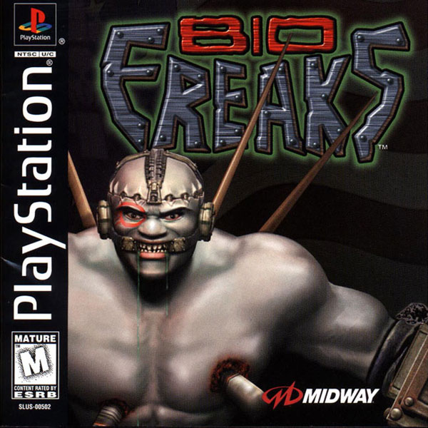 Bio F.R.E.A.K.S. - PS1 - ISOs Download