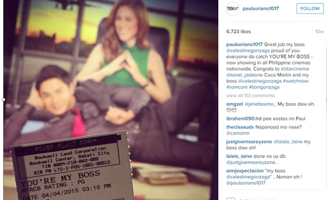 Toni Gonzaga, Paul Soriano are 'Perfect Together' 3