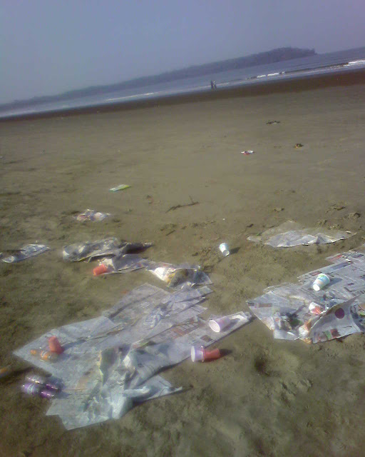 пляж  у Мирамара