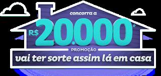 """Promoção """"Vai Ter Sorte Assim Lá em Casa"""" - Discovery Mulher"""