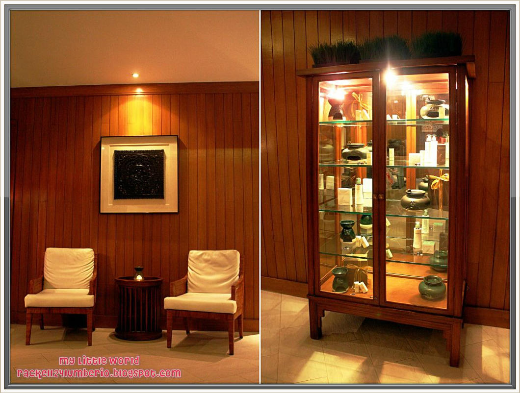 Executive Massage Experience at The Spa | My Little World ...