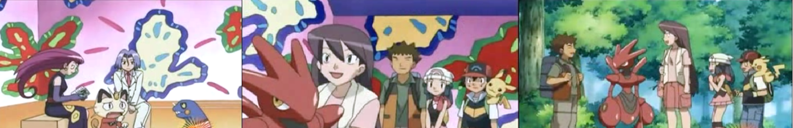 Pokemon Capitulo 8 Temporada 10 Los Farsantes