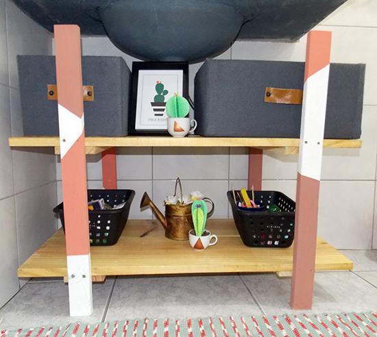 caixa organizadora, faça você mesmo, diy, caixa de supermercado, decor, organizar, organização, a casa eh sua, decoração