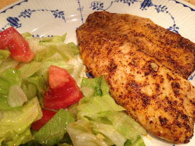 Clean And Healthy Tilapia