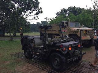 American Jeep di Jambore American Jeep 2018 Cibubur