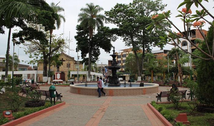 Viajes desde Tarija a Bermejo por carretera
