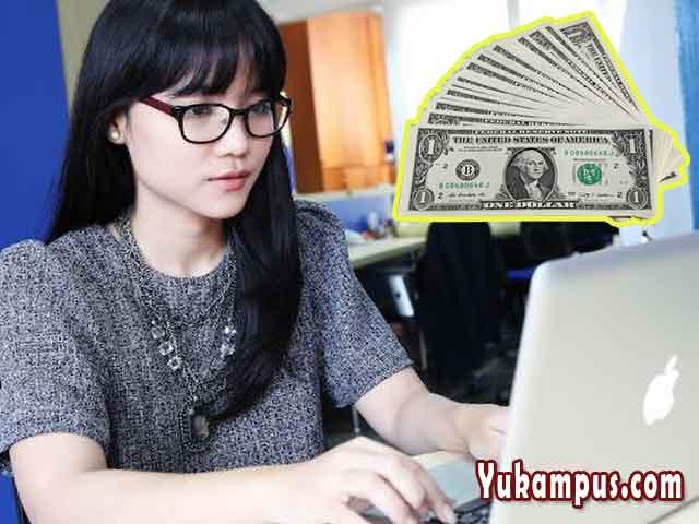 5 Situs Penghasil Uang Termudah Yang Masih Aktif - YuKampus