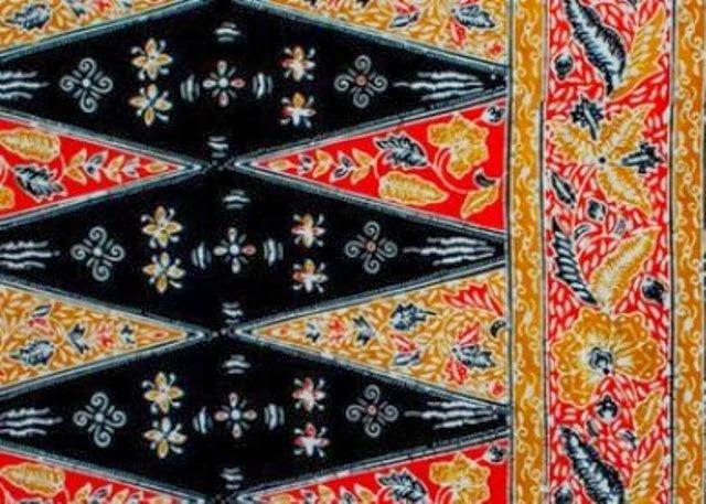 Batik Betawi. Macam macam batik indonesia ... d795c51f1f