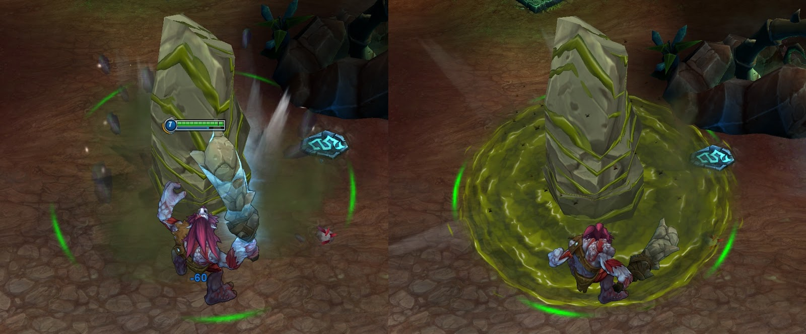 04/12 PBE - Traditional Trundle skin updates & Traditional ...
