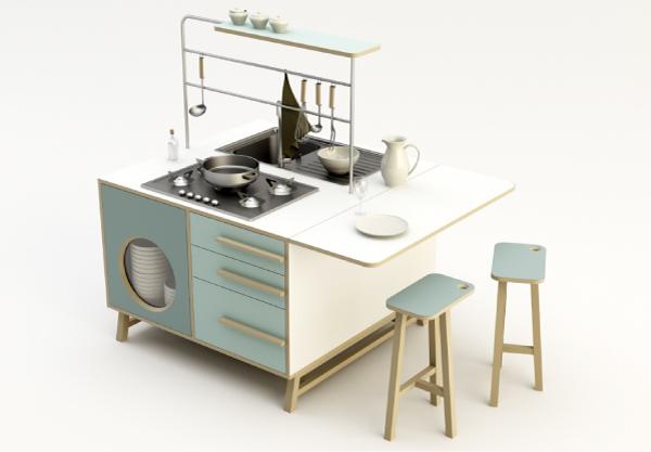 Una cucina da comporre come vuoi | Blog di arredamento e interni ...