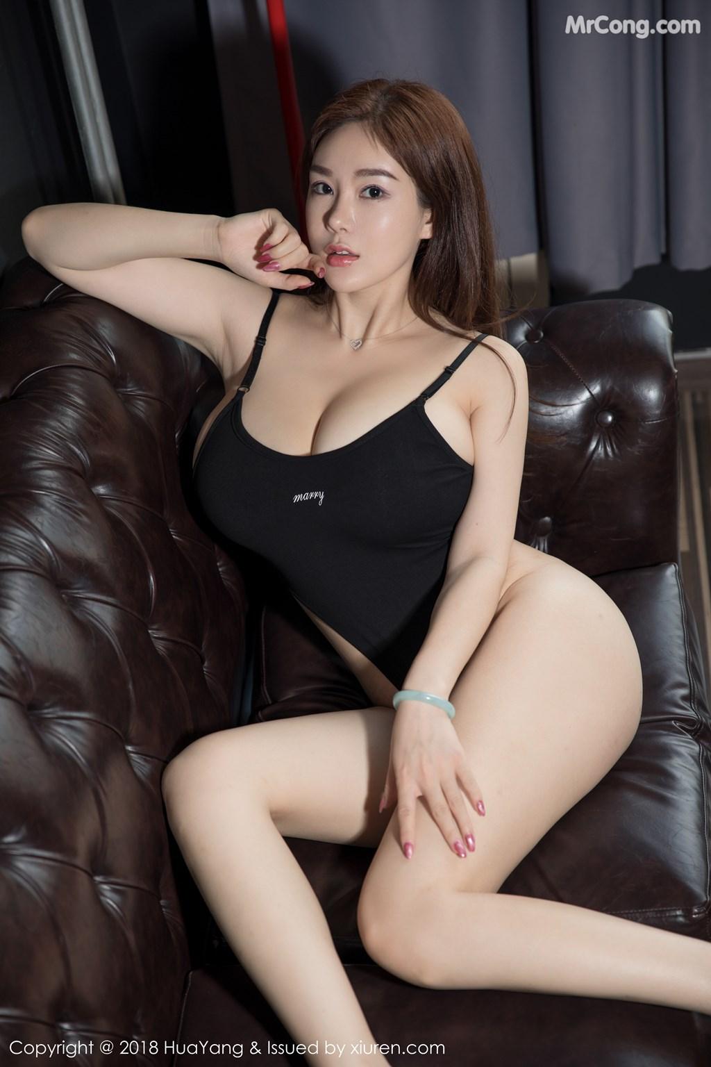 Image HuaYang-2018-08-09-Vol.068-Silvia-MrCong.com-003 in post HuaYang 2018-08-09 Vol.068: Người mẫu 易阳Silvia (41 ảnh)