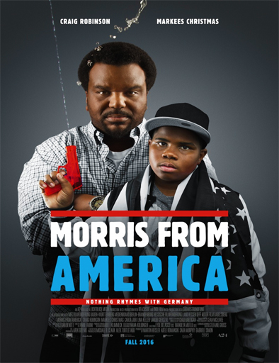 Ver Morris from America (2016) Online