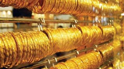 اسعار الذهب اليوم, تعاملات الذهب اليوم,