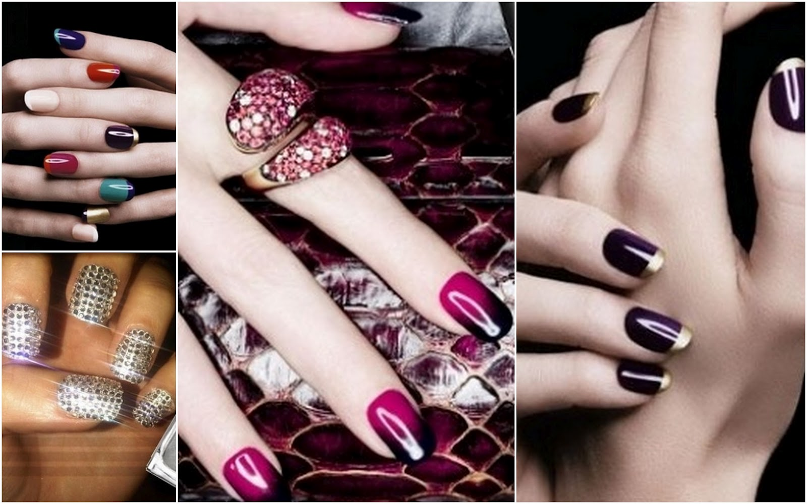 Begorgeous Boutique: Nail Polish Trends For Spring 2012