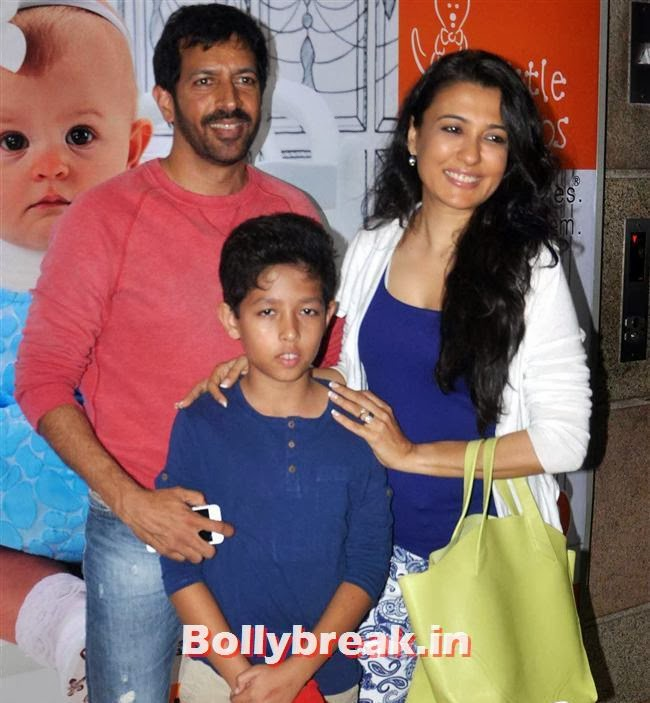 Kabir Khan and Mini Mathur, Bollywood Celebs at Jai Ho Special Screening