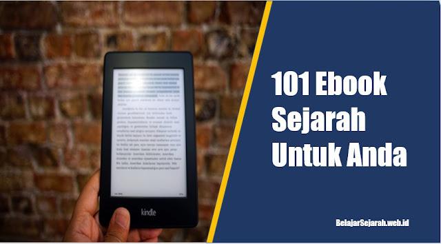 101 Ebook Sejarah untuk Anda