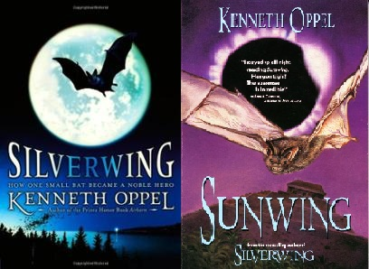 The Lost Book Worm Silverwing Sunwing